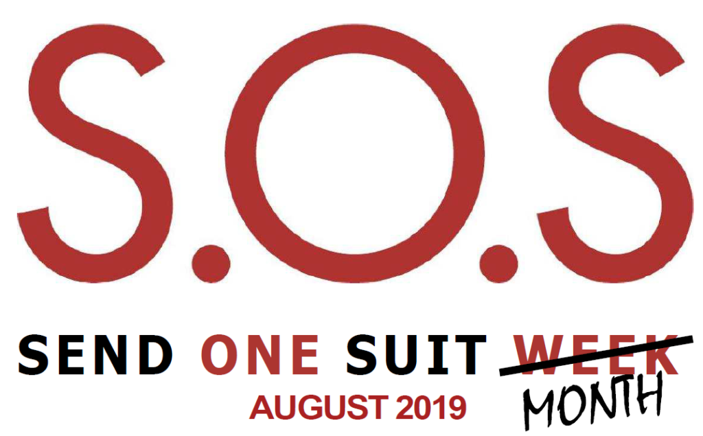 Send One Suit, IndyDFS, Dress for Success, Dress for Success Indianapolis