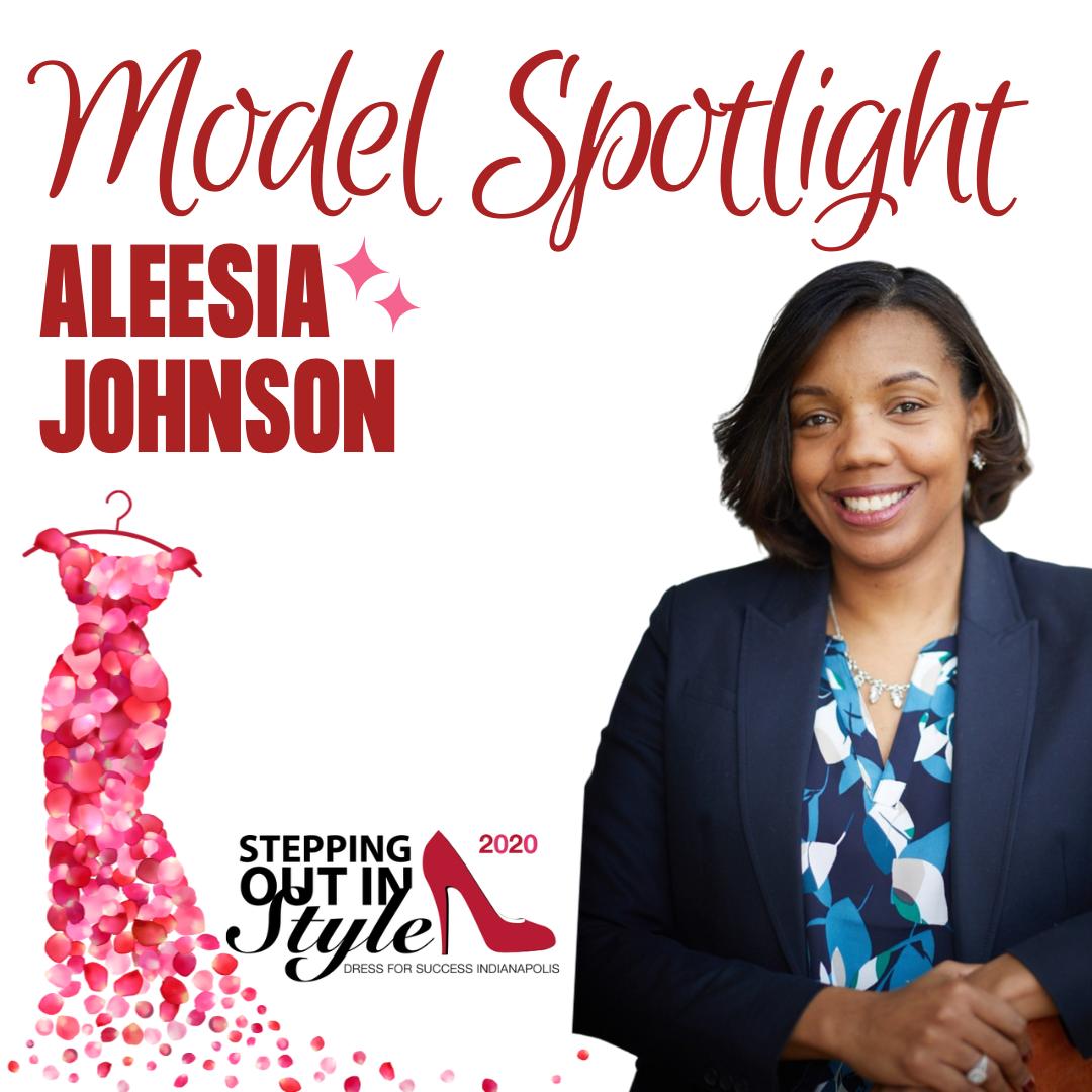 Aleesia Johnson - Model Spotlight