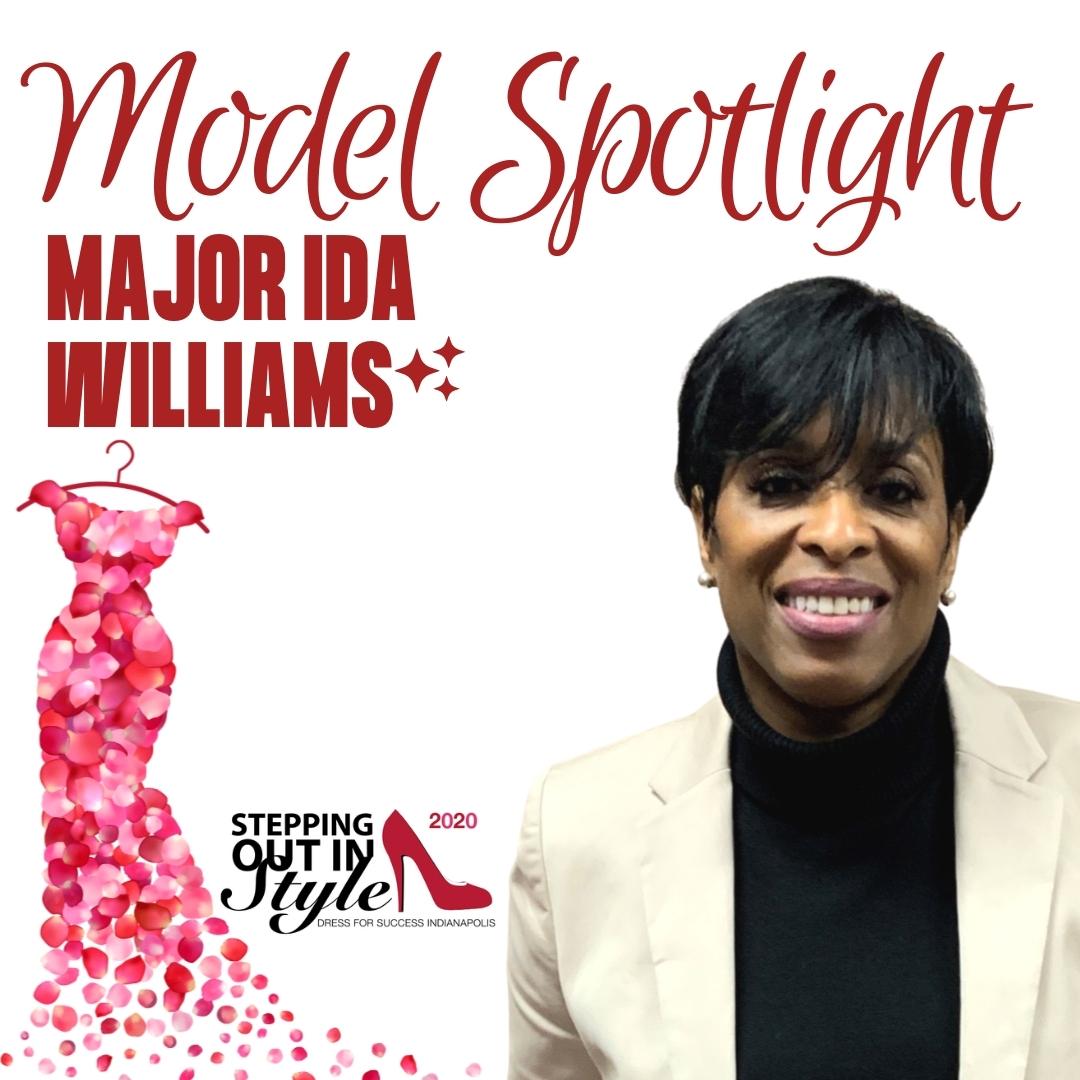 Model Spotligh - Major Ida Williams