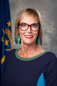Lt. Gov Suzanne Crouch